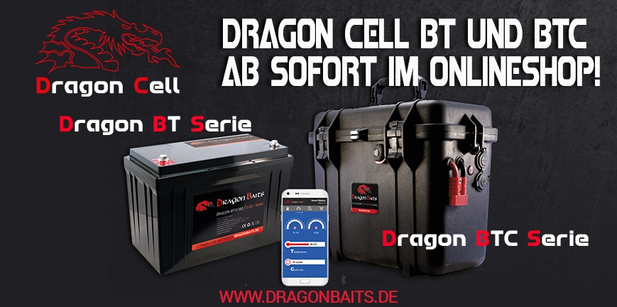 Dragon Cell Batterien